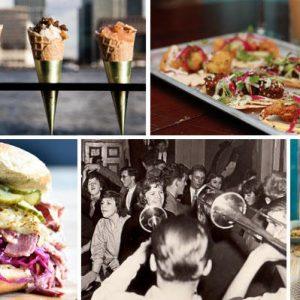 April Pop-ups and Supper Clubs