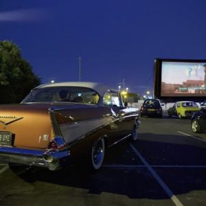 Drive-in Film Club