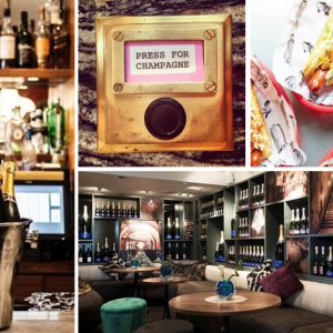 8 Great Champagne Bars in London
