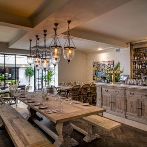 The Harcourt: Old but New