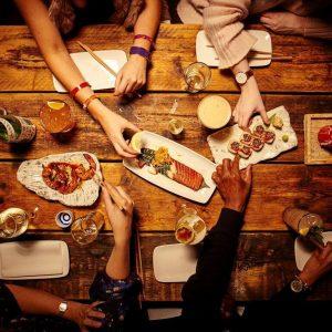 Surprise Five Course Meals at Kurobuta
