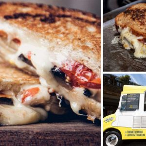 5 of the Best Grilled Cheese Sandwiches