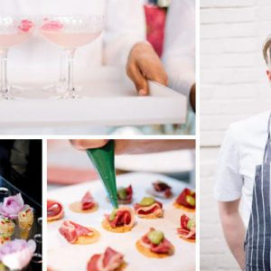 A Michelin Standard Chef Can Cook at Your Party