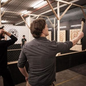 Urban Axe Throwing Hits London