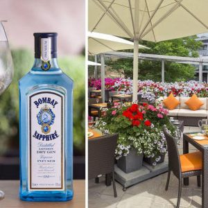 Summer Gin Terrace at Jumeirah Lowndes Hotel