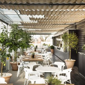 Boundary's Summer Rooftop Launches