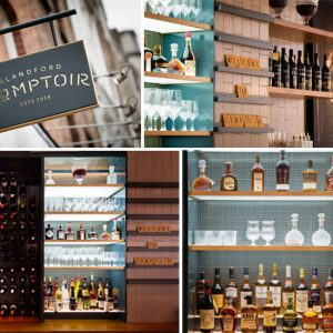 Blandford Comptoir: All the Wine