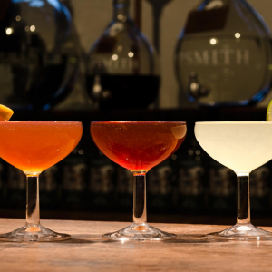 Sipsmith's Summer Gin Cocktail Masterclasses