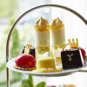 Royal-Tea at InterContinental Park Lane