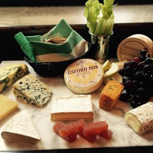 London's Finest Cheese Trolley at Smith & Wollensky