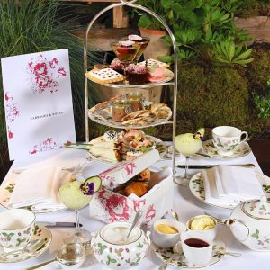 Cabbages & Roses Afternoon Tea