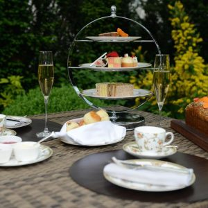 Journey Through British Summertime Afternoon Tea
