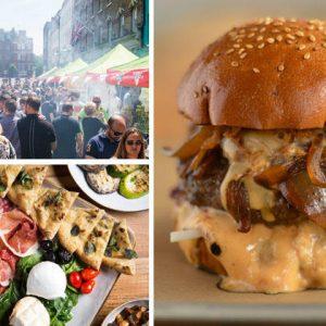 Fitzrovia's Foodie Street Feast