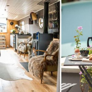 Hox on the Locks: The Hoxton's Floating Hotel