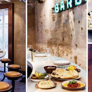 The Barbary: Neal's Yard's Latest Restaurant