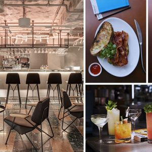 Wallpaper* Bar & Kitchen at Harvey Nichols Review – What We Thought