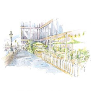 Mondrian London to Launch Hamptons Inspired Summer Terrace