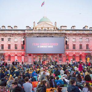 London's Most Stunning Open Air Cinema Returns