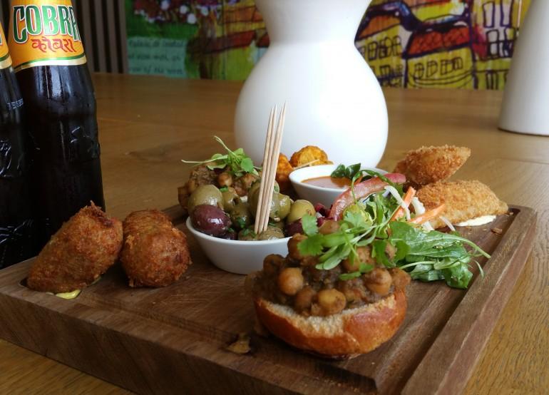 Assado Restaurant at Hampton By Hilton London Waterloo 6