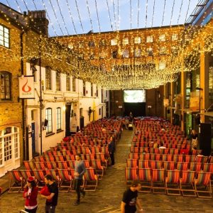 Music and Film Festival at Backyard Cinema