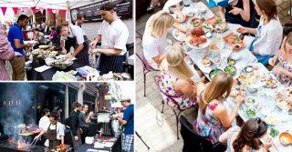 Carnaby Street Eat Festival