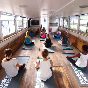 Get Involved With Free Floating Yoga