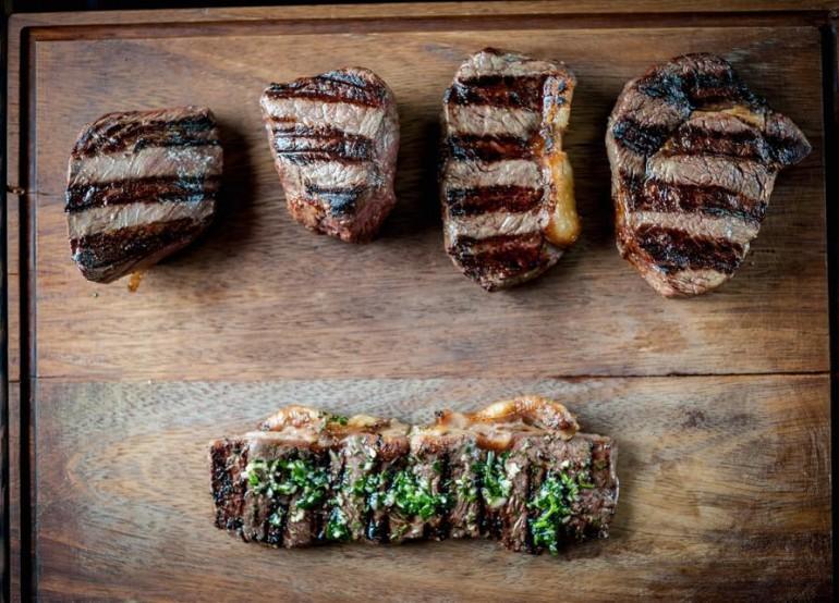 Guacho steaks