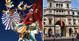 Summer Circus at the Royal Academy of Arts