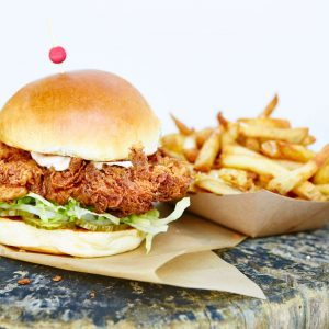 Butchies Hatch: Award-Winning Fried Chicken