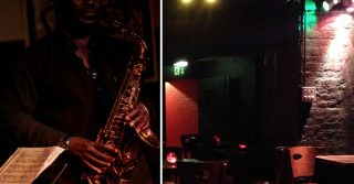 Jazz Live at The Crypt