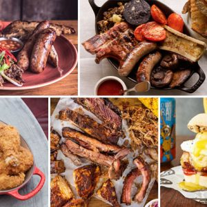 7 Brunch Places to Take the Guys To