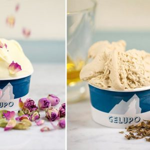 Limited-Edition Michelin-Starred Ice Cream at Gelupo