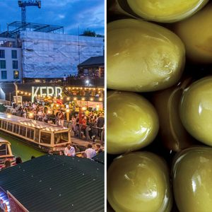 Kalimera Opens in Camden Market