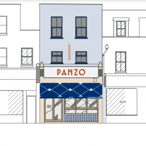 Panzo: Exmouth Market's New Pizza Joint