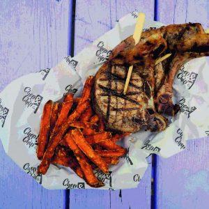 Chop & Chip Opens in Camden Market