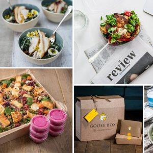 London's Best Lunch Deliveries