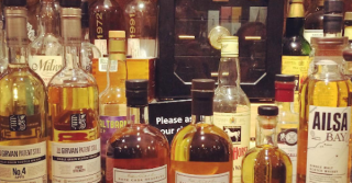 William Grant and Sons Whisky Boutique
