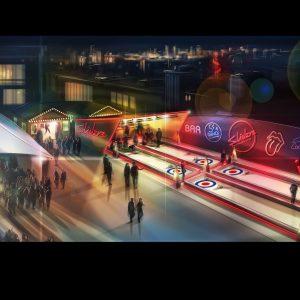 Sliders: Curling and Karaoke