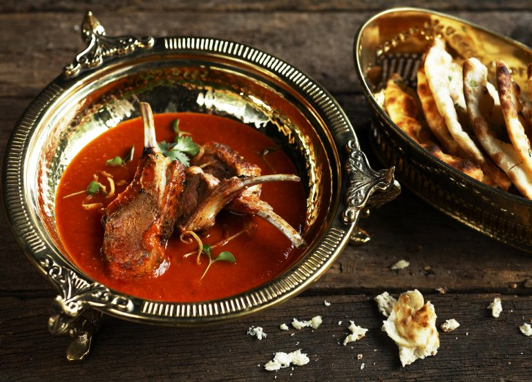 royal-spices-lamb-chops-with-saffron-sauce