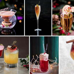 25 of the Most Festive Christmas Cocktails