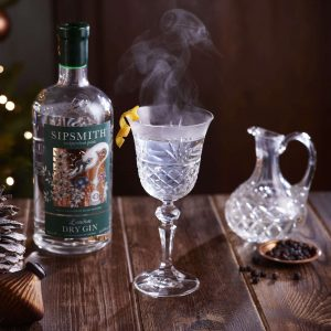 Rosewood's Winter Gin Terrace
