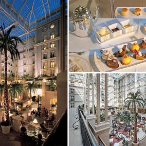 The Landmark London Christmas Afternoon Tea Review: What We Thought