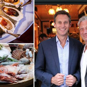 My London: The Wright Brothers' Top 5 Places for Seafood