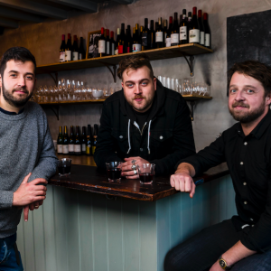 Enfant Terrible: Hackney's Smallest Wine Bar