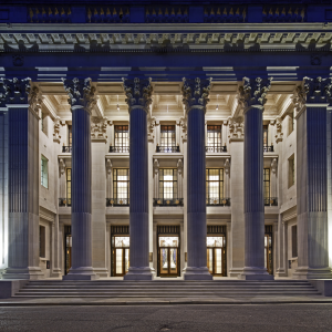 Four Seasons Hotel London at Ten Trinity Square Opens