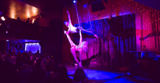The Black Cat Cabaret Supper Club