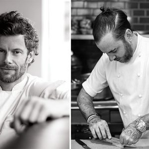 Tom Sellers and Tom Aikens Co-host Dinners