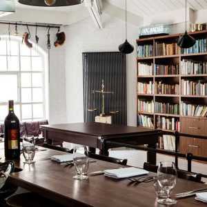 Intimate Dining With Mark Hix and Special Guest Chefs
