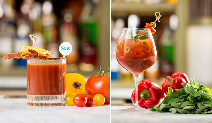 Smith and Wollensky Bloody Mary