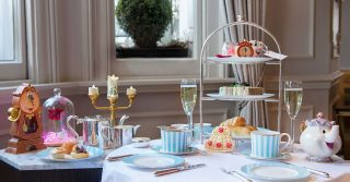 Beauty And The Beast Inspired Tea At Town House